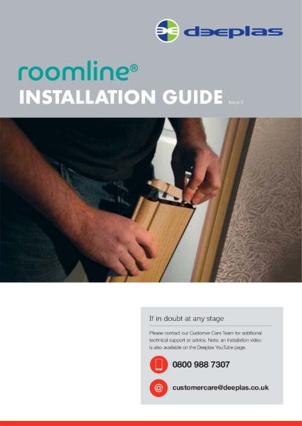 Deeplas Roomline Installation Guide