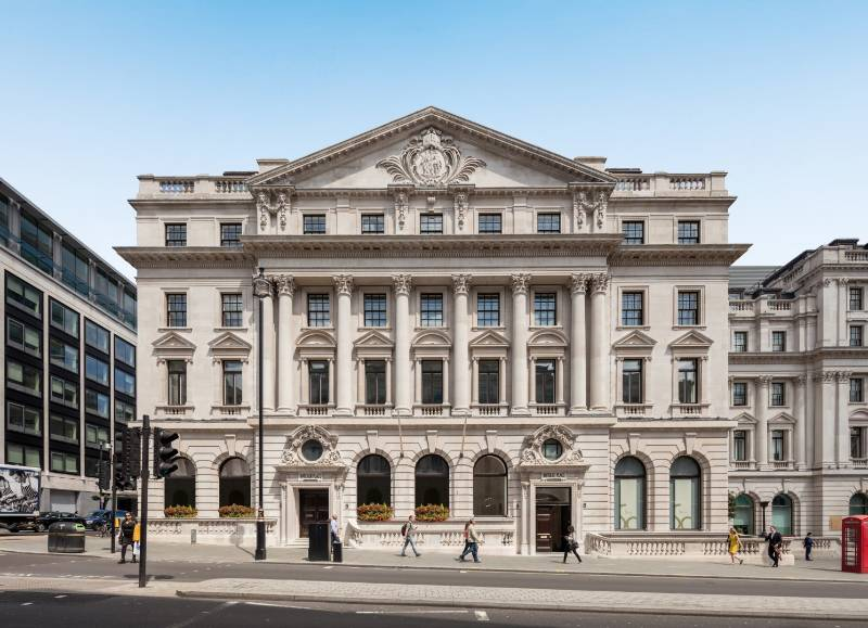 8 Waterloo Place, London