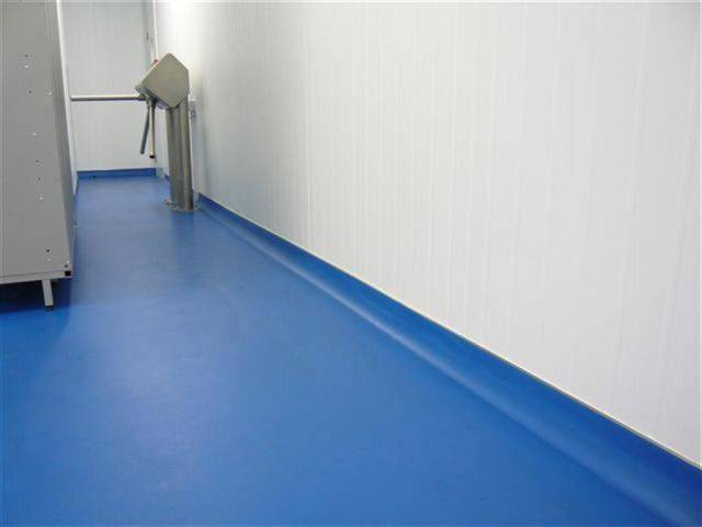 Resin flooring system FasTop™ SL23