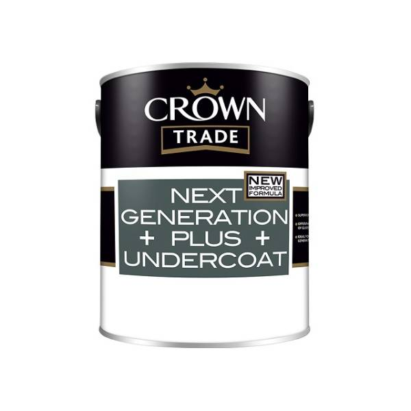 Next Generation Plus Undercoat
