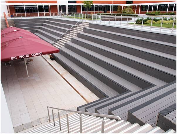 Big Wood School Amphitheatre
