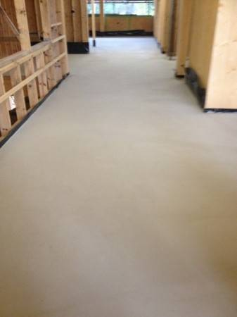 UEA Norwich : ECOSCREED Thermal M13 TF