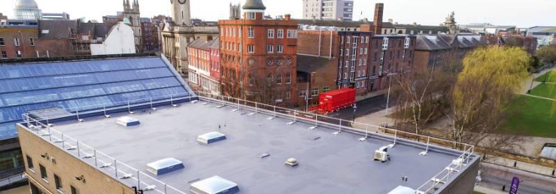 Hull College Refurbishment