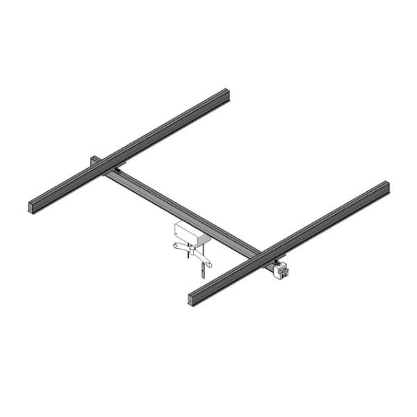 Ceiling Track Hoist - System Type P Flush