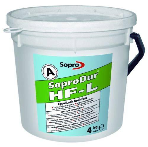 SoproDur® HF-L 513 - High Strength Epoxy Coating
