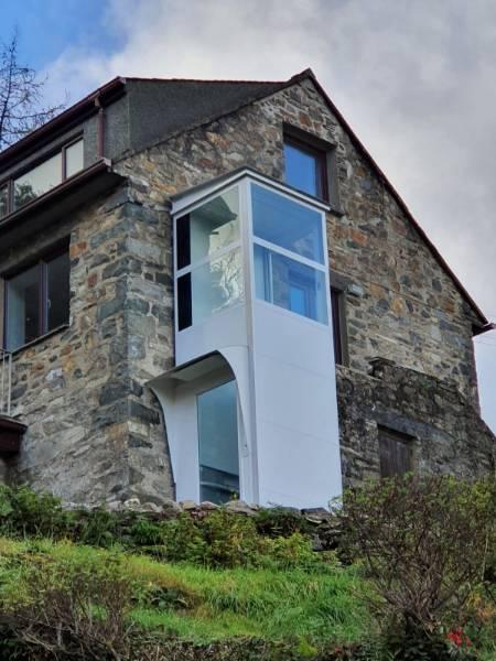Cibes Outdoor A5000 Home Platform Lift