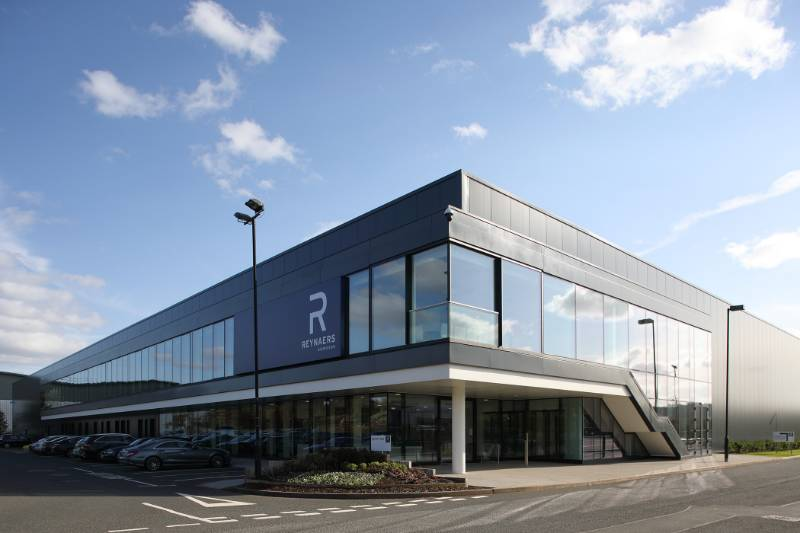 Reynaers Knowledge Centre, Aluminium systems, visit the showroom