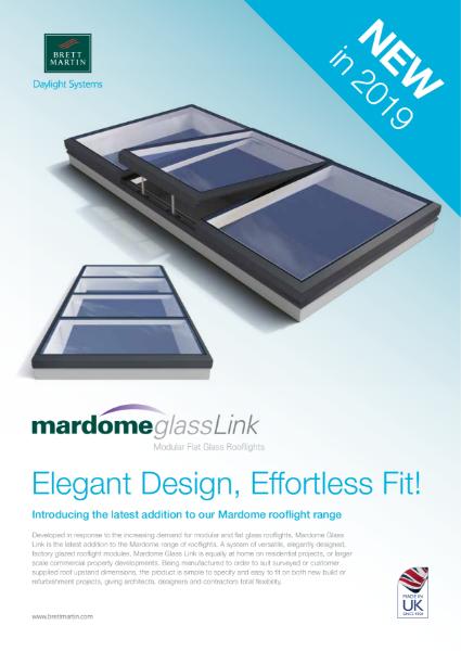 Mardome Glass Link Rooflight