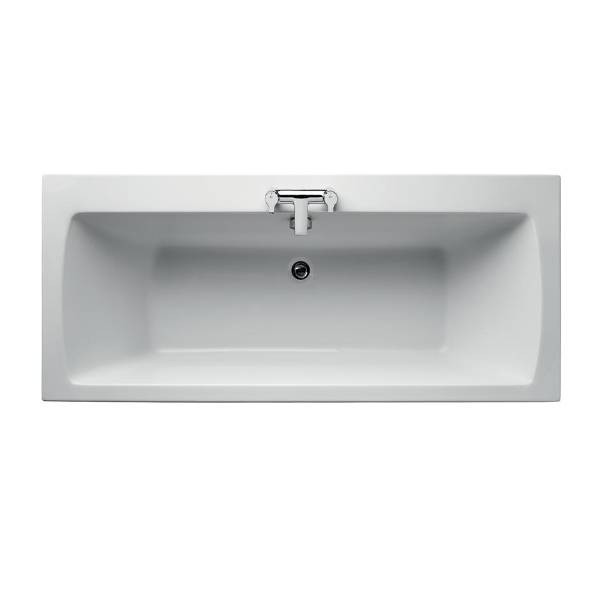 Tempo Arc 170 x 75 cm Double Ended Bath