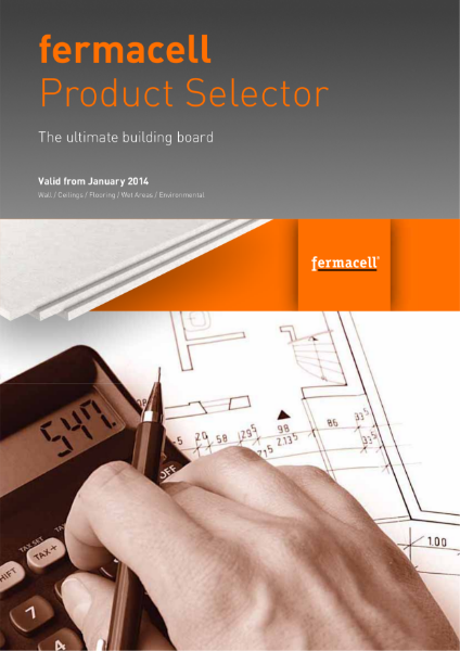 Fermacell Product Selector
