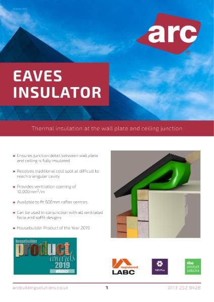 ARC Eaves Insulator