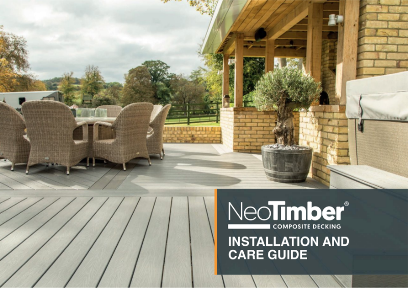 NeoTimber Composite Decking Installation Guide