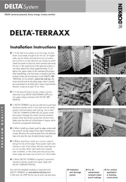 DELTA-TERRAXX