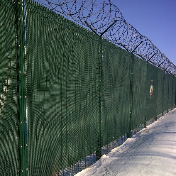 Securus Profiled - Fencing system