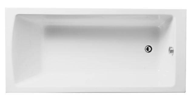 VitrA Neon 1600 x 750 mm Bath, 52660001000