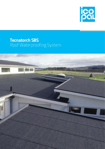 Icopal Tecnatorch Roof Waterproofing System