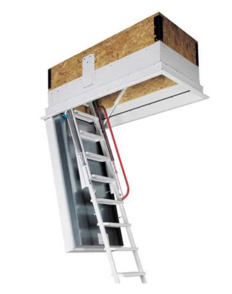 Isotec Fire Resistant Loft Ladder