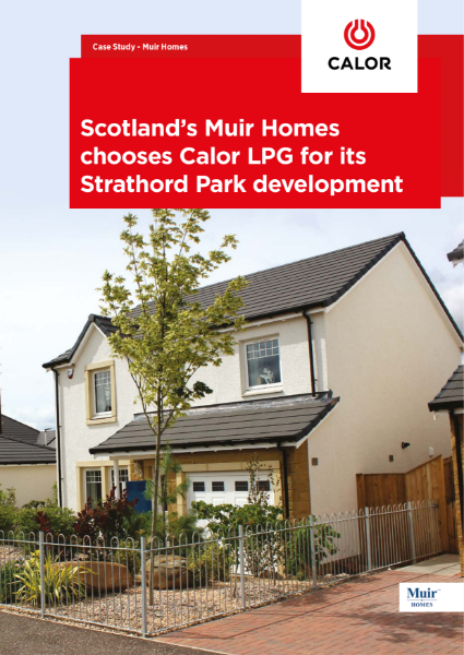 Muir Homes Case Study