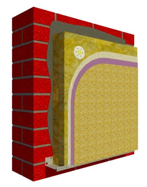 webertherm XP161 External Wall Insulation