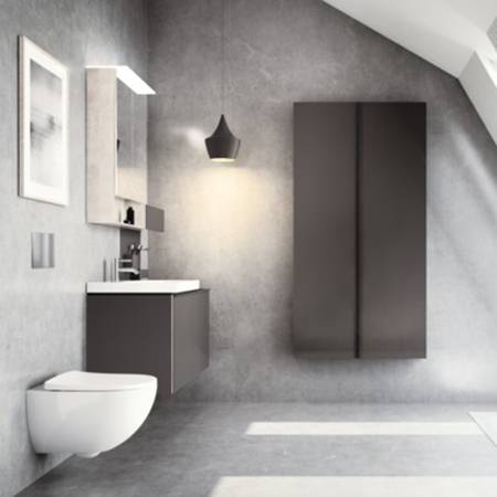 Shaping the future of the bathroom environment