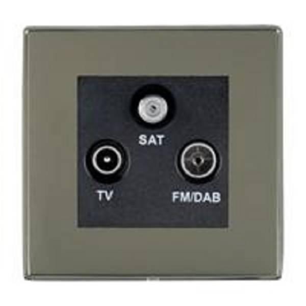 Linea-Duo CFX - Television Sockets