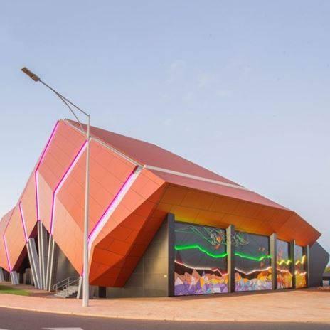 Karratha Cultural Arts Centre, WA