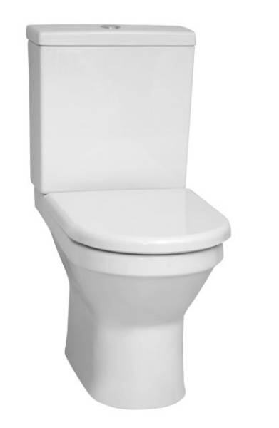 VitrA S50 Close-coupled WC Pan, 5321