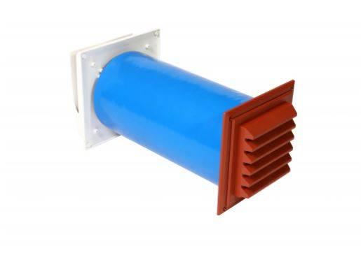 Glidevale Protect Fresh TLFd-B Acoustic Wall Ventilator