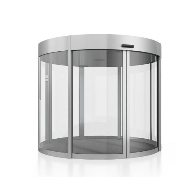 Circleslide - Curved sliding security door