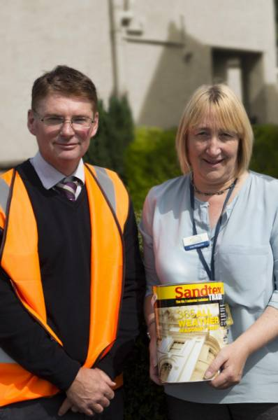 Sandtex Trade 365 Tackles Cumbrian All Weather Challenge