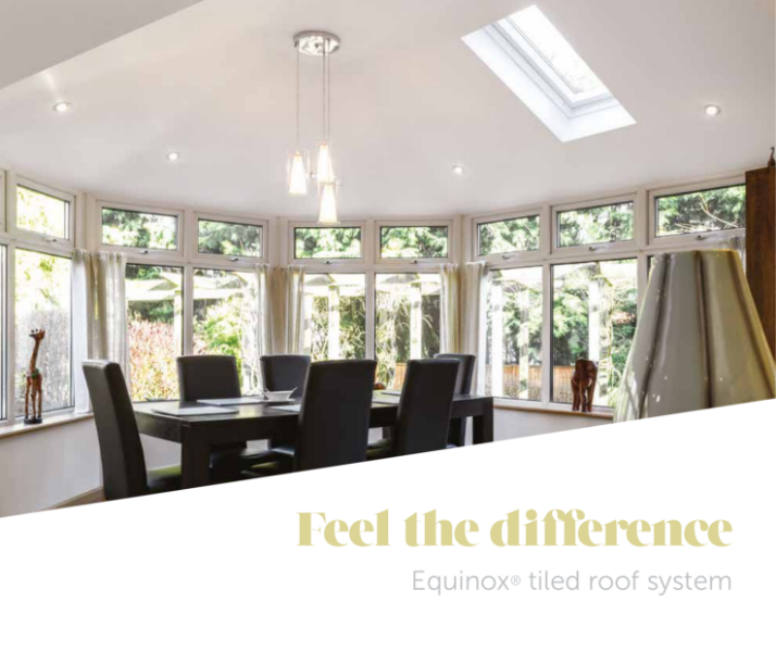 Equinox Tiled Roof Consumer Brochure