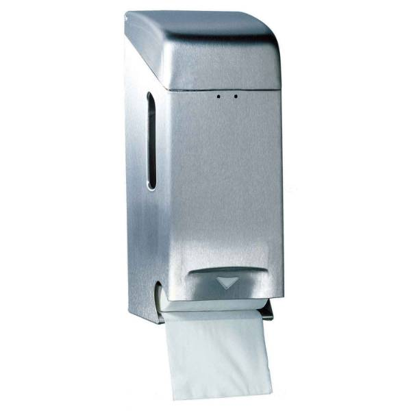 BC707-2SS Dolphin Two Roll Toilet Roll Holder