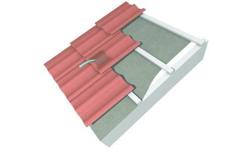 Contour Tile Vent Terminals