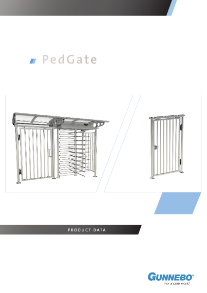 Pedestrian External Gate
