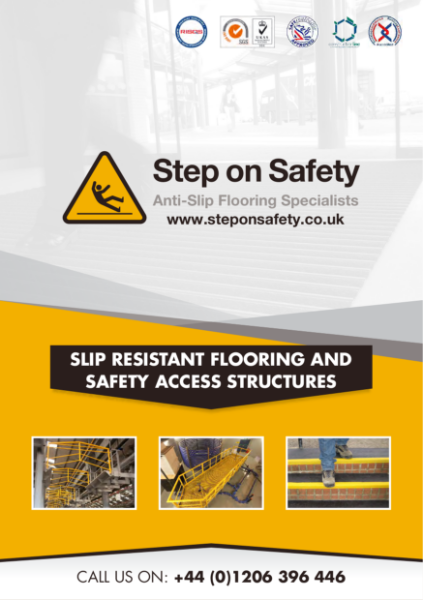 Step on Safety Product Brochure
