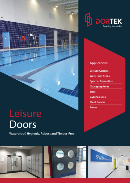 2. Dortek Leisure Doors Brochure