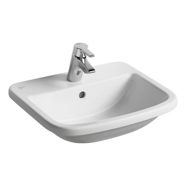 Tempo 50 cm Countertop Washbasin