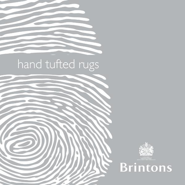 Brintons Hand Tufted Rugs Brochure
