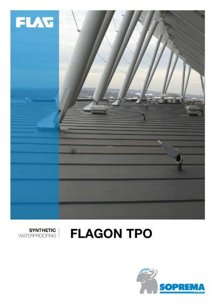 Flagon TPO Synthetic Waterproofing Systems