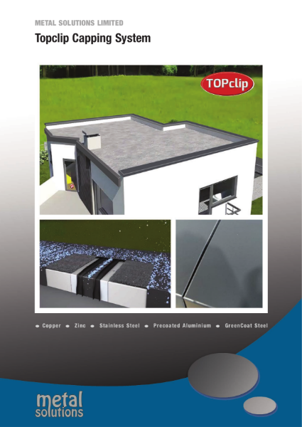 Topclip Capping System