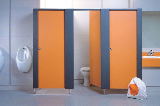 Canto Toilet Cubicles