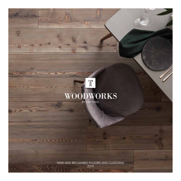 Woodworks - New and reclaimed floors and cladding