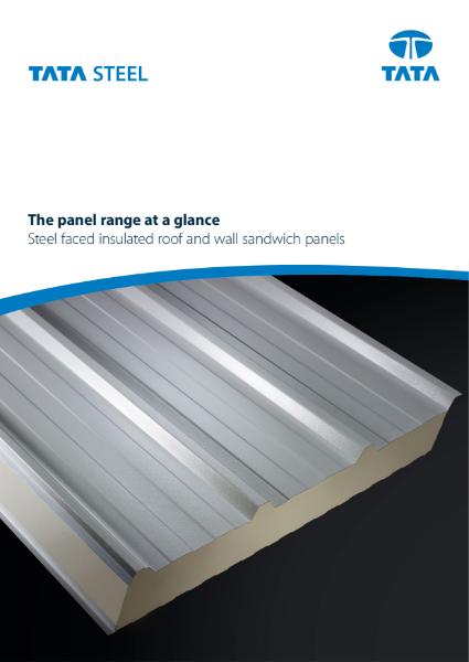PIR panel range from Tata Steel