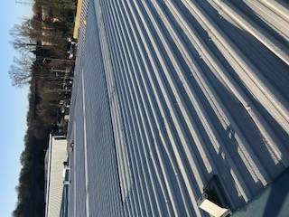 Metal roof coating, Watford