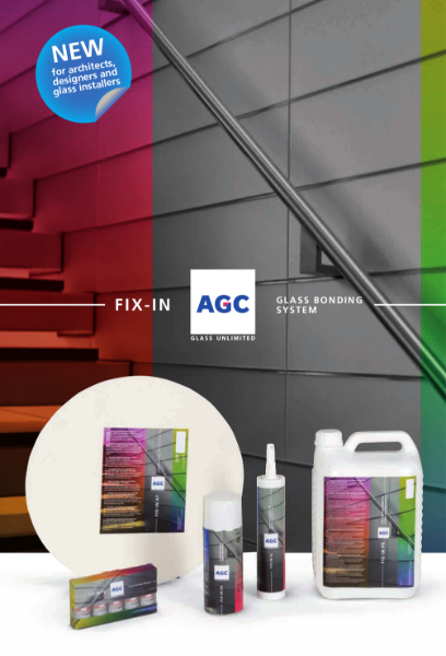 AGC Fix-In - glass bonding products