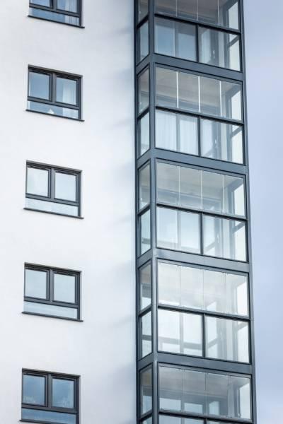 Optima 70 mm Tilt and Turn Window