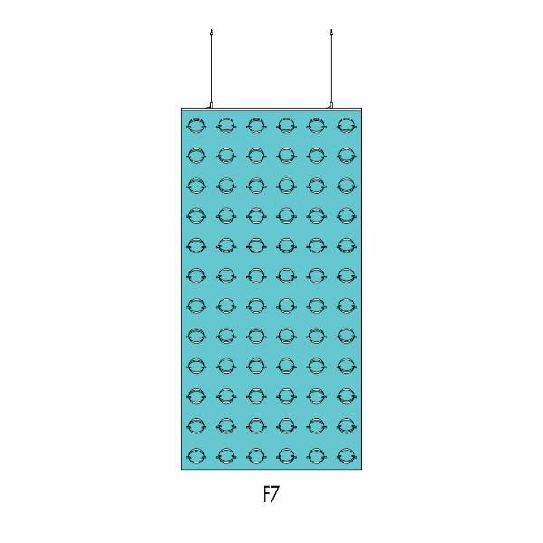 Cascade™ Folding Screen F7