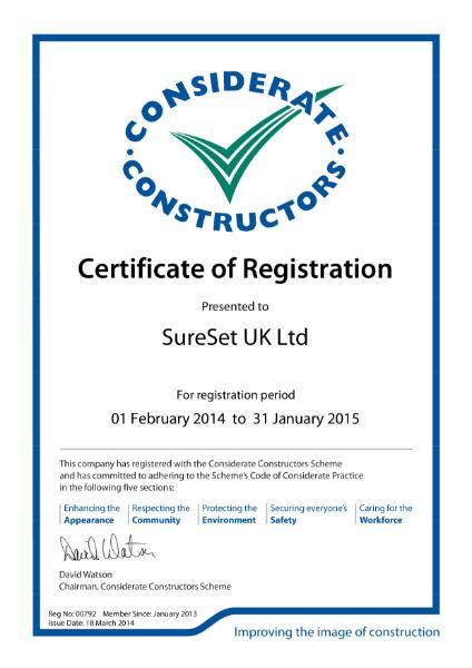 Considerate Constructors 2014