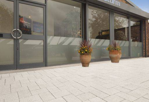 Lugano Block Paving