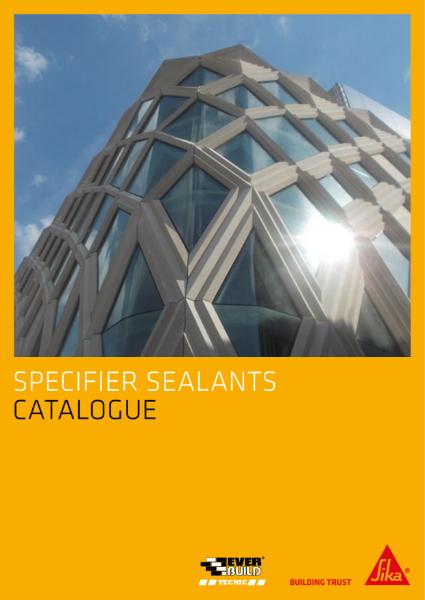 Specifier Sealants Catalogue